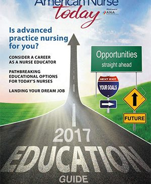 2017 Education Guide American Nurse Today