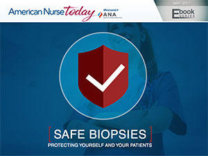 Safe Biopsies ebook: Protect yourself and your patients.
