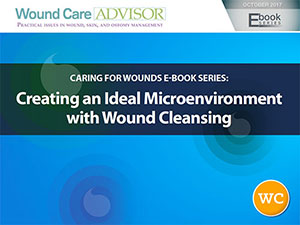 Creating an Ideal Microenvironment for Wound Cleansing eBook